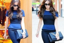 VICTORIA BECKHAM AS FASHION DESIGNER / THE ULTIMATE CHIC