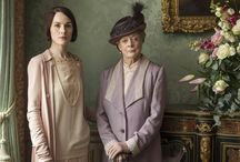 Downton Abbey Inspiration