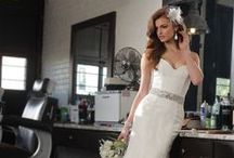 360 Weddings: Bridal Fashion / Bridal Fashion, bridesmaid dresses, jewelry // As seen in 360 West Weddings