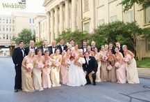 360 Weddings: Real Weddings / Real Weddings, from real North Texas brides // As seen in 360 West Weddings #texasweddings
