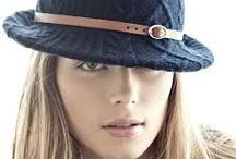 Wool & Chic / Elegant hats made of wool and refined leather / Inverni collection / Made in Italy