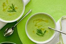 Healthy Soup Recipes / Not only do these healthy soups chocked full of nutrition warm and nourish - they taste great, too! Find healthy soup recipes to try at home right here.