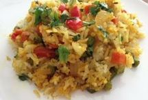 Awesome Rice Recipes / Variety of Rice Recipes including Rice snacks, one pot meals and rice side dishes.