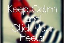Keep Calm / Calm down!