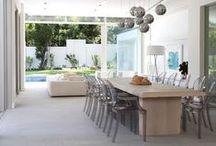 Sala de Jantar / Design de interiores e decoração de Cozinha
