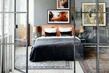 Quarto / Decoração e design de interiores de quarto