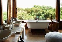 Banheiro / Decoração e design de interiores em Banheiros