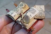 Book Worms ~ Book Art! / by Alternique