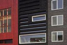 architectuurinspiraties woningbouw / architectuur referenties