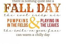 360 Falls for Fall / Everything Autumn