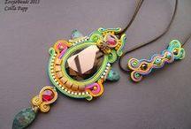 soutache / soutache jewellery diy
