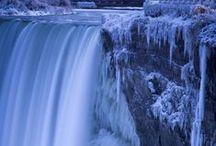 - Waterfall -