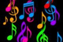 - Music -
