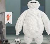 Amigurumis/ crochet
