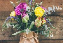 The beauty in flowers