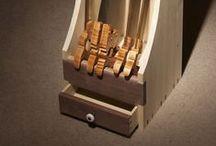 Rack à scie (saw till) / #sawtill #scie