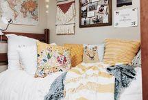 Future home inspo / future dorm room ideas