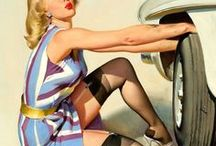 Pin Up My World