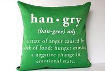 pillow love...