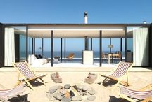 Cool beach homes