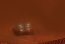 My Mars art