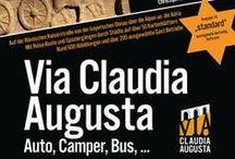 Via Claudia Augusta #EtschRadWeg / Passo Resia Verona lungo la Ciclopista dell'Adige #EtschRadWeg