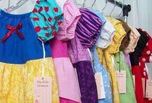 Couture petite fille / Des idées pour ma petite princesse de 7 ans ?