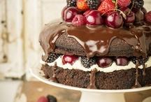 Cakes & Bakes / by The Canny Nana