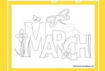 March / by Kathy Drevs