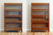 restoring wood furniture