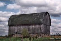 Cool old barns
