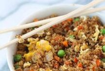 Quinoa for Dinner / Easy ways to eat quinoa any day of the week!