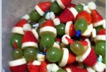 Christmas Snack ideas / by Marisa Efird