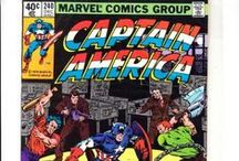 BRONZE AGE MARVEL COMICS / by Lloyd's Board Room