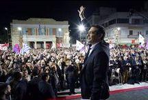 L'altra Europa con Tsipras Cambia la Grecia cambia l'Europa / L'altra Verona per i beni comuni Laboratorio di Cittadinanza