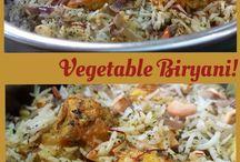 Vegetarian Entrees / Dal/Curry/Paneer