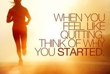 Get Moving / Exercise inspiration to get you moving.