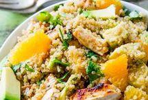 Quinoa Salad Recipes / So many salad ideas.