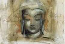 Buddha / by Esther Kloddertje verf