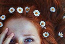 Cheveux en folie / Pour être resplendissantes tous les jours et laisser s'exprimer les déesses que nous sommes