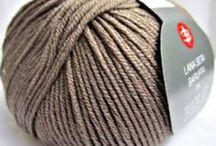 Baruffa Brand - Wool Silk / The perfect blend of Merino wool and Silk gives you this luxurious hand knitting yarn.