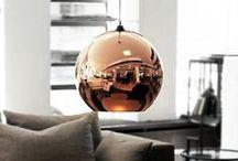 TOM DIXON / Dessa lampor från Tom Dixon har vi i vårt sortiment. / by Bright