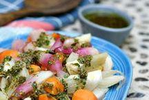 Food for Jewish Holidays / From Passover Seder to Hanukkah latkes, great recipes to celebrate Jewish holidays!