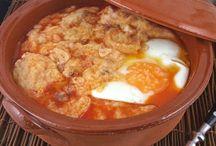 Cocina Tradicional / Conoce los platos de cocina tradicional con los que nos vamos encontrando. Muchos serán hechos por nosotros y podrás consultarlos en nuestro gastroblog