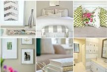 Bedroom Ideas / Ideas and tips for bedrooms and regular interior designs.