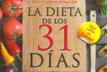 Dieta de los 31 días / Conoce algunas de las recetas pertenecientes a la Dieta de los 31 días que vamos a ir realizando y compartiendo
