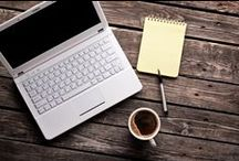 Blog & webdesign / blog, blogging, webdesign ideas, webdesign, layout, blog design, wordpress, blogger, freelance http://www.lunacatstudio.com
