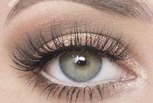 GÖZLER / Güzel göz makyajları