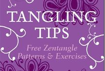 Zentangel - Patterns