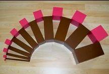 39. Różowa wieża i brązowe schody